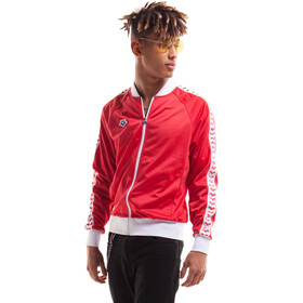 arena Relax IV Team Giacca Uomo, red/white/red